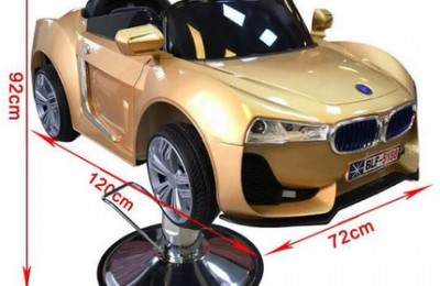 high quality children barber chair kids styling toy car for baby hair cut
