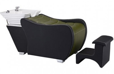 backwash unit shampoo bed for hair salon washing chair