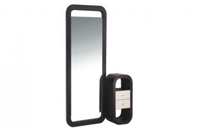 Salon styling stations lighted barber mirror makeup stations
