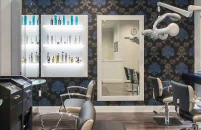 MAKING YOUR SALON YOUR OWN