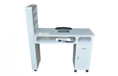 Salon Wholesale Nail Technician Tables Durable Manicure Stations Nail Desks