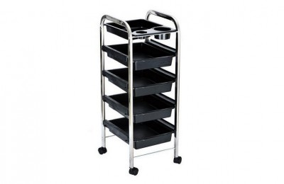 Australia pedicure trolley cart salon rolling tray beauty hairdressing equipment on wheels