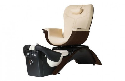Continuum Maestro Pedicure Spa Chairs Foot Massage Basin Station