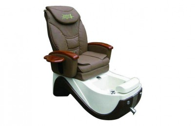 Luxury health care spa foot nail salon massage station pedicure chair with bowl