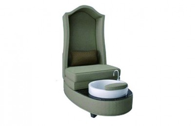 High back foot spa massage sofa pedicure chair manicure bench in Australia