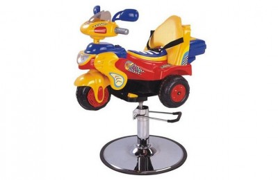 Fashion hydraulic children barber chair cartoon baby kids styling toy car motorcycle
