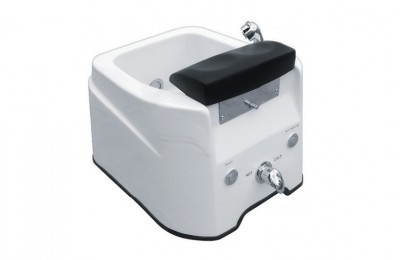 Wholesale salon foot massage basin portable pedicure spa tub bowl
