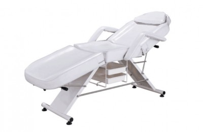 Adjustable foldable Beauty Facial Chair Physiotherapy Treatment Bed Spa Massage Table with Tray