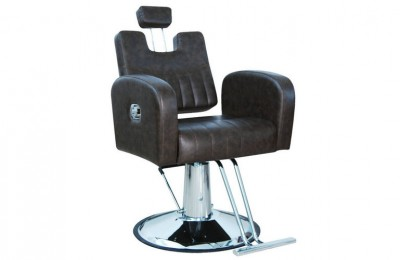Classic Barber Furniture Leather Styling Chairs