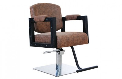 Wholesale Salon Hair Styling Chairs with Footrest Barber Equipment
