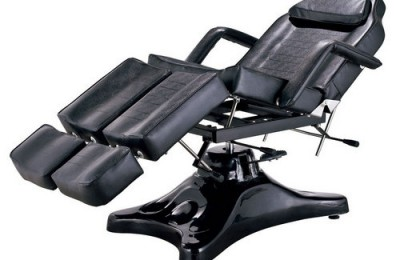 Hydraulic beauty massage bed tattoo chair from China