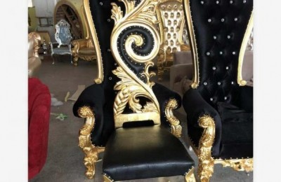 Nail Salon Couch Sofa Waiting Room Reception Spa Client Throne Chairs