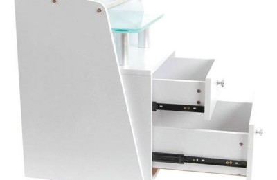 Facial Hairdressing Trolley Styling Station Beauty Salon Manicure Nail Pedicure Medical Tools Storage Cart Cabinet