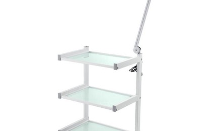 China Beauty Salon Nail Pedicure Medical Tools Storage Cart Cabinet Drawers Facial Hairdressing Trolley Styling Station