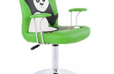 Barber Shop Cartoon Hydraulic Music Kids Salon Haircut Chair Children Styling Stool Furniture Baby Hairdressing Seating