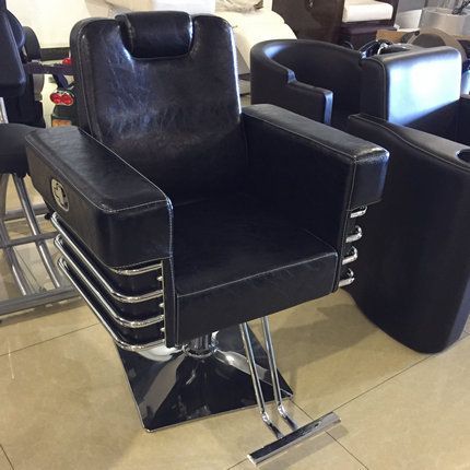 Barber chair shampoo backwash units tattoo chairs for Beauty salon furniture suppliers