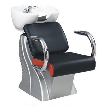 Barber chair shampoo backwash units tattoo chairs for Salon quality shampoo